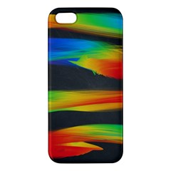 Colorful Background Iphone 5s/ Se Premium Hardshell Case