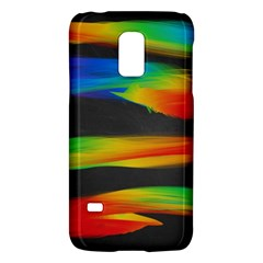 Colorful Background Galaxy S5 Mini