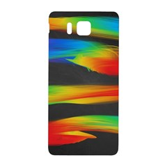 Colorful Background Samsung Galaxy Alpha Hardshell Back Case
