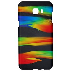 Colorful Background Samsung C9 Pro Hardshell Case