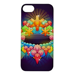 Badge Abstract Abstract Design Apple Iphone 5s/ Se Hardshell Case