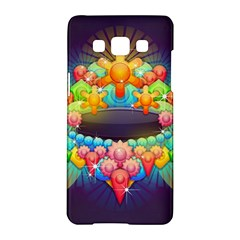 Badge Abstract Abstract Design Samsung Galaxy A5 Hardshell Case