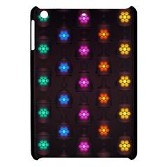 Lanterns Background Lamps Light Apple Ipad Mini Hardshell Case