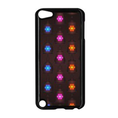 Lanterns Background Lamps Light Apple Ipod Touch 5 Case (black)
