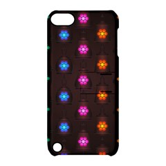 Lanterns Background Lamps Light Apple Ipod Touch 5 Hardshell Case With Stand
