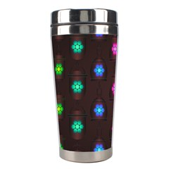 Lanterns Background Lamps Light Stainless Steel Travel Tumblers