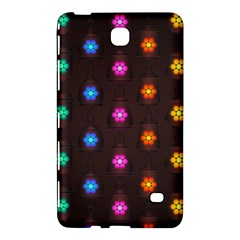Lanterns Background Lamps Light Samsung Galaxy Tab 4 (8 ) Hardshell Case