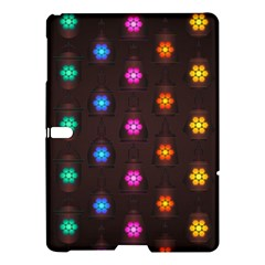 Lanterns Background Lamps Light Samsung Galaxy Tab S (10 5 ) Hardshell Case