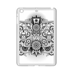 Forest Patrol Tribal Abstract Ipad Mini 2 Enamel Coated Cases by Nexatart