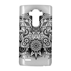 Forest Patrol Tribal Abstract Lg G4 Hardshell Case