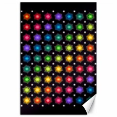 Background Colorful Geometric Canvas 20  X 30