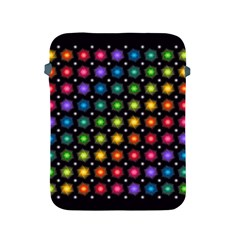 Background Colorful Geometric Apple Ipad 2/3/4 Protective Soft Cases