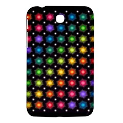 Background Colorful Geometric Samsung Galaxy Tab 3 (7 ) P3200 Hardshell Case