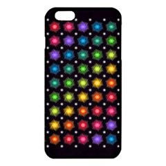 Background Colorful Geometric Iphone 6 Plus/6s Plus Tpu Case