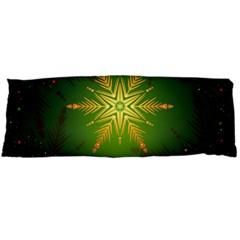 Christmas Snowflake Card E Card Body Pillow Case Dakimakura (two Sides)
