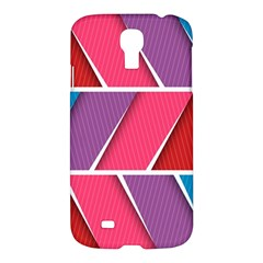 Abstract Background Colorful Samsung Galaxy S4 I9500/i9505 Hardshell Case