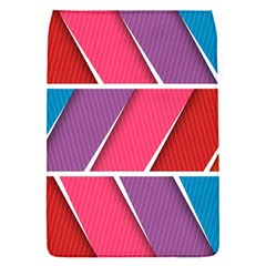Abstract Background Colorful Flap Covers (s)
