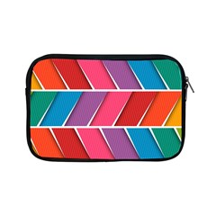 Abstract Background Colorful Apple Ipad Mini Zipper Cases