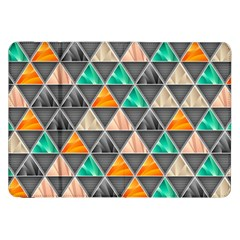 Abstract Geometric Triangle Shape Samsung Galaxy Tab 8 9  P7300 Flip Case