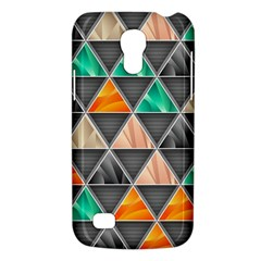 Abstract Geometric Triangle Shape Galaxy S4 Mini