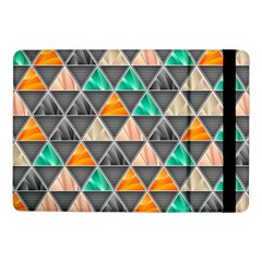 Abstract Geometric Triangle Shape Samsung Galaxy Tab Pro 10 1  Flip Case