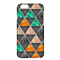 Abstract Geometric Triangle Shape Apple Iphone 6 Plus/6s Plus Hardshell Case