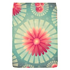 Background Floral Flower Texture Flap Covers (s)