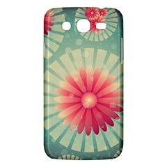 Background Floral Flower Texture Samsung Galaxy Mega 5 8 I9152 Hardshell Case