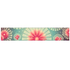 Background Floral Flower Texture Large Flano Scarf
