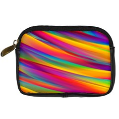 Colorful Background Digital Camera Cases