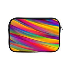 Colorful Background Apple Ipad Mini Zipper Cases