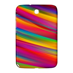 Colorful Background Samsung Galaxy Note 8 0 N5100 Hardshell Case