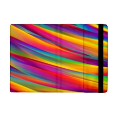 Colorful Background Ipad Mini 2 Flip Cases