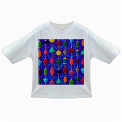 Colorful Background Stones Jewels Infant/toddler T Shirts