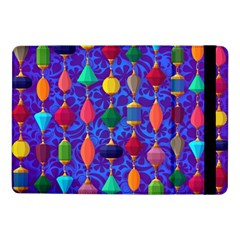 Colorful Background Stones Jewels Samsung Galaxy Tab Pro 10 1  Flip Case