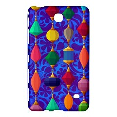 Colorful Background Stones Jewels Samsung Galaxy Tab 4 (7 ) Hardshell Case
