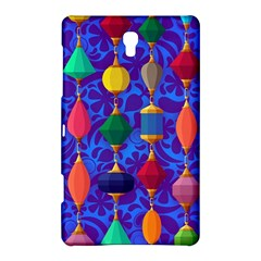 Colorful Background Stones Jewels Samsung Galaxy Tab S (8 4 ) Hardshell Case