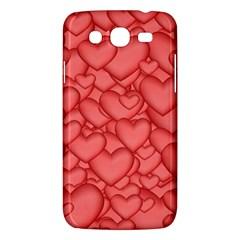 Background Hearts Love Samsung Galaxy Mega 5 8 I9152 Hardshell Case
