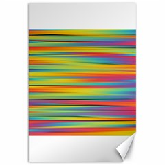 Colorful Background Canvas 20  X 30