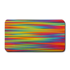 Colorful Background Medium Bar Mats