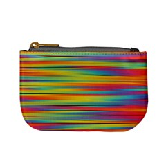 Colorful Background Mini Coin Purses