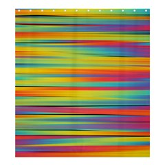 Colorful Background Shower Curtain 66  X 72  (large)