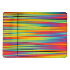 Colorful Background Samsung Galaxy Tab 10 1  P7500 Flip Case