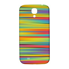 Colorful Background Samsung Galaxy S4 I9500/i9505  Hardshell Back Case