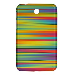 Colorful Background Samsung Galaxy Tab 3 (7 ) P3200 Hardshell Case