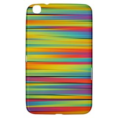 Colorful Background Samsung Galaxy Tab 3 (8 ) T3100 Hardshell Case