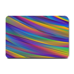 Colorful Background Small Doormat