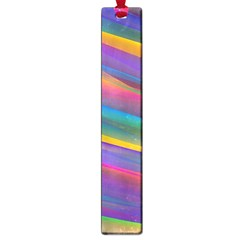 Colorful Background Large Book Marks