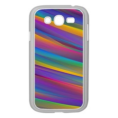 Colorful Background Samsung Galaxy Grand Duos I9082 Case (white)