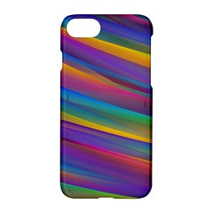 Colorful Background Apple Iphone 7 Hardshell Case